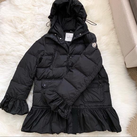 MONCLER authentic black puffer jacket